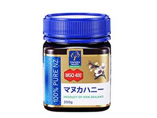 マヌカヘルス社 マヌカハニー MGO400+ (250g) [はちみつ専門店 Y-BEE FARM]