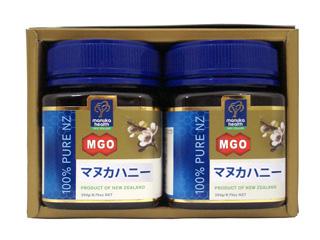 マヌカヘルス マヌカハニーMGO400+&MGO100+ ギフトセット  [はちみつ専門店 Y-BEE FARM]